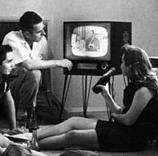 230_Watching_television_1958